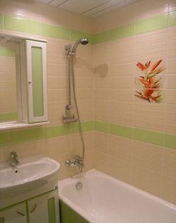 Ремонт ванной в Шелехове