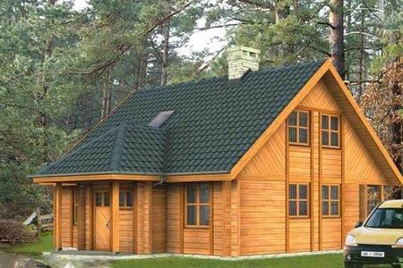 дома на основе деревянного каркаса г.Шелехов