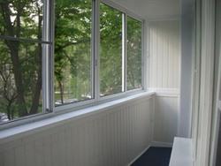 ремонт балконов в Шелехове