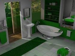 Ремонт ванной комнаты в Шелехове